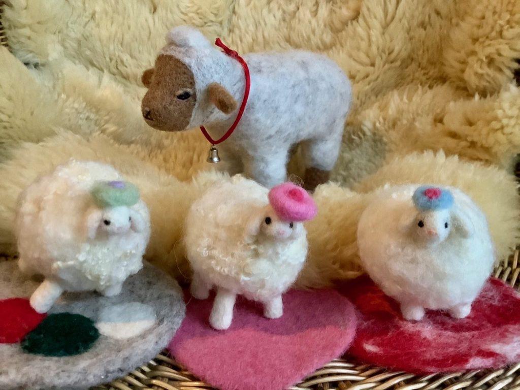 Heaven' s Garden 羊毛あそび教室